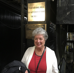 Dolores Andrew at Radio City Music Hall