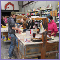 Goodspeed Musicals Scenic Painting Intensive