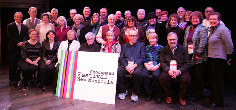 Goodspeed Musicals Festival of New Musicals