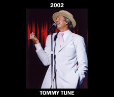 2002 Goodspeed Gala Honoree Tommy Tune