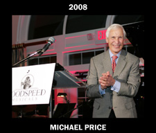 2008 Goodspeed Gala Honoree Michael Price