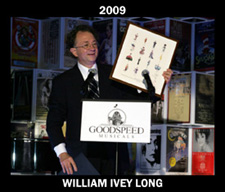 2009 Goodspeed Gala Honoree William Ivey Long