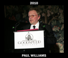 2010 Goodspeed Gala Honoree Paul Williams