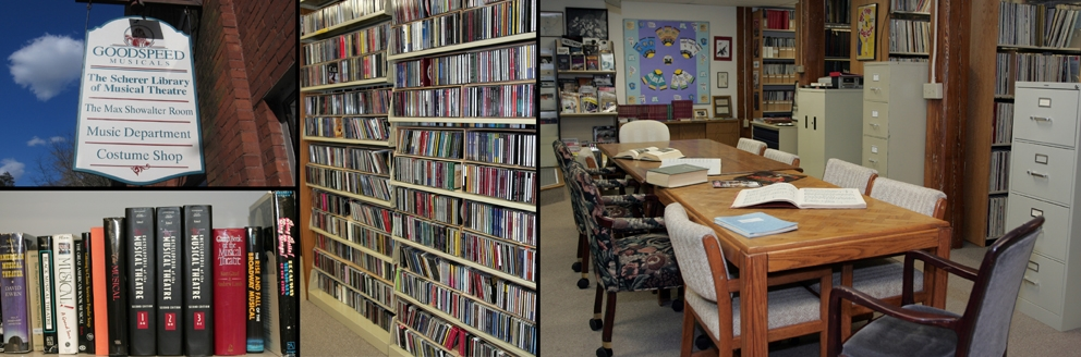 A History of The Scherer Library of Musical Theatre