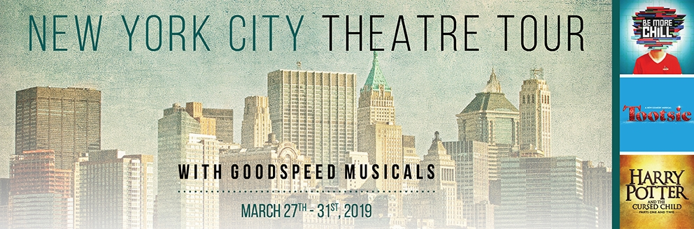 NYC Theatre Tour 2019 Blog