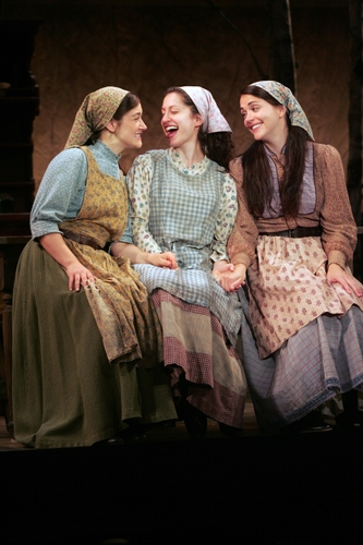 Goodspeed Musicals Fiddler On The Roof