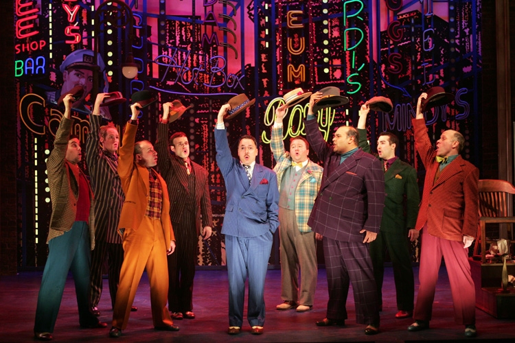 Goodspeed Musicals Guys And Dolls