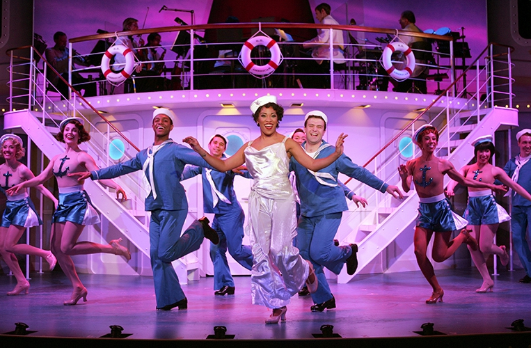 A The Cast Of Goodspeeds Anything Goes C Diane Sobolewski on Show Productions Inc