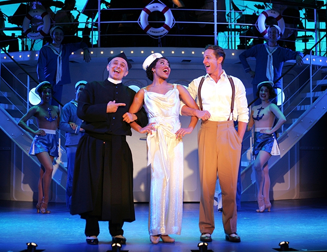 Goodspeed Musicals Anything Goes