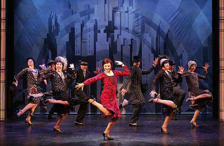 Goodspeed Musicals Thoroughly Modern Millie
