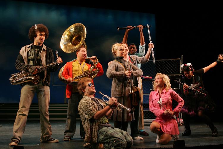 Goodspeed Musicals Band Geeks