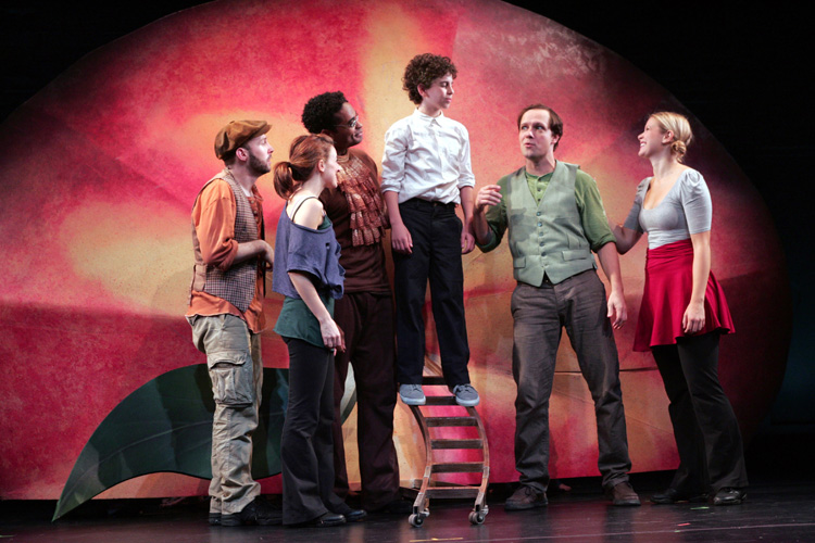 goodspeed musicals james and the giant peach