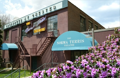 The Norma Terris Theatre Opened