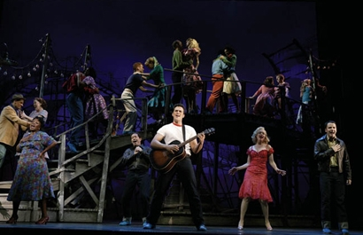 All Shook Up on Broadway